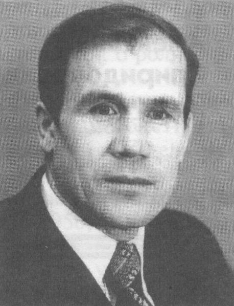Антонов Леонид Илларионович