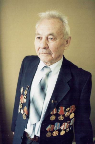 Тенюшев Иван Яковлевич